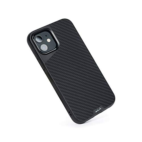 Mous - Protective Case for iPhone 12/12 Pro - Limitless 3.0 - Aramid Fiber - No Screen Protector