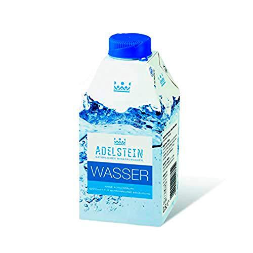 Adelstein Mineralwasser naturell One-The-Go Verpackung 24x 0,5l