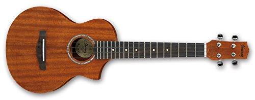 IBANEZ UEWT5'Finitura naturale per ukulele tenore con pori aperti