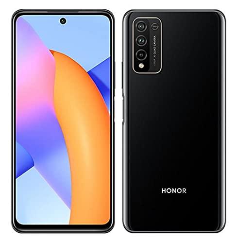 HONOR 10X Lite - Smartphone 128GB, 4GB RAM, Dual Sim, Midnight Black