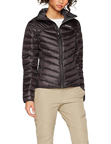 Odlo Damen Jacket Insulated Cocoon N-THERMIC WARM Jacke, Black, M