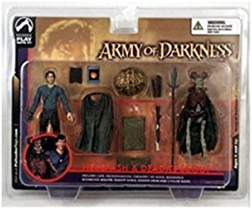 Army of Darkness Hero Ash and Deadite Scout by Palisades