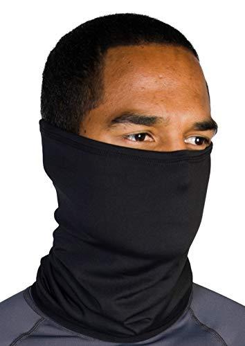 UV Protection Multi-purpose Magic scarf Elastic Headband Gaiter Balaclava for riding motorcycling hiking fishing Bassdash Neck Gaiter Headband Face Mask UPF 50