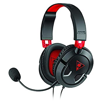 Turtle Beach Ear Force Recon 50 Gaming Headset for PlayStation 4 Xbox One & PC/Mac