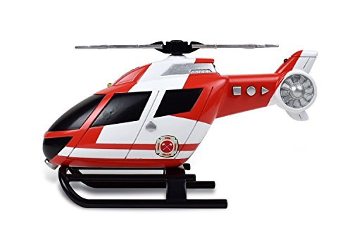 Maxx Action Light & Sound Rescue Vehicle Toy Helicopter (Colors & Styles May Vary)