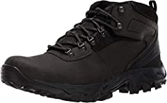 ADVANCED TECHNOLOGY: Columbia Men's Newton Ridge Plus II Waterproof Hiking Boot features our lightweight, durable midsole for long lasting comfort, superior cushioning, and high energy return as well as an advanced traction rubber sole for slip-free ...