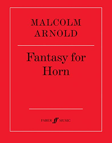 Fantasy for Horn: Part(s) (Faber Edition)
