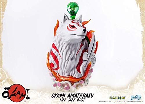 First 4 Figures Okami 1/1 Büste: Amaterasu