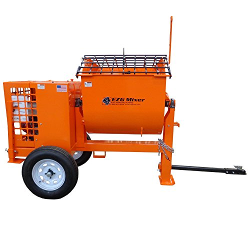 Affordable 12cf Triple-Use Manual Mixer,- for Grout, Mortar, and Concrete