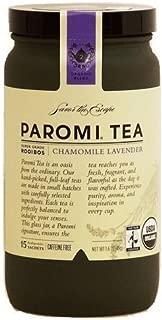 Paromi Tea BCA57107 Chamomile Lavender Tea44; 6 x 15 Ct