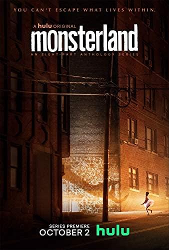Official - Póster de Monsterland (Serie Antología) 2020 (68,5 x 104,1 cm)