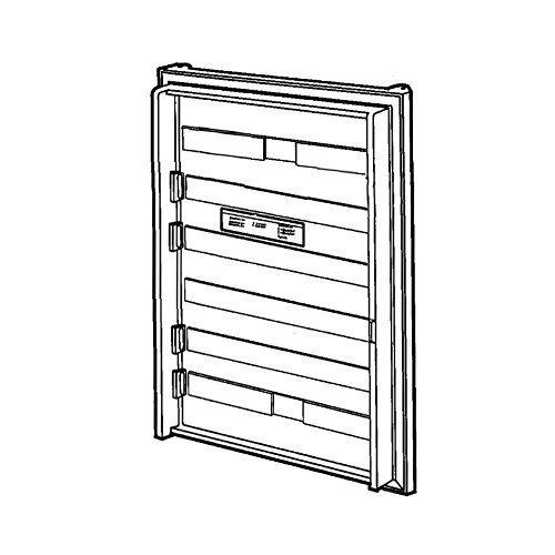 Dometic 2932563063 Refrigerator Door