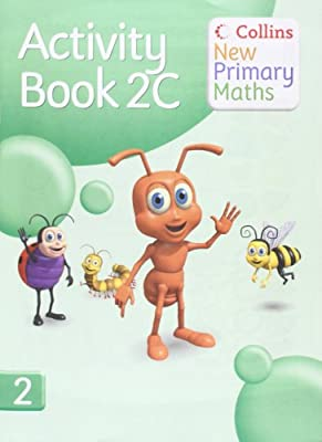 Collins New Primary Maths ? Activity Book 2C from Collins Educational