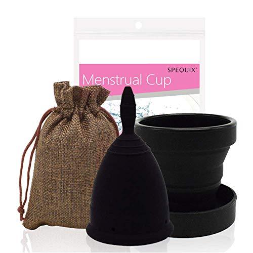 Copa Menstrual esterilizador Mujeres Higiene Femenina