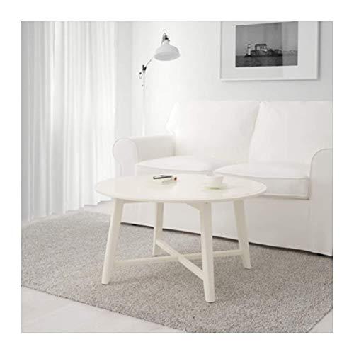 Ikea Kragsta 202.866.38 - Mesa de Centro (35 3/8'), Color Blanco