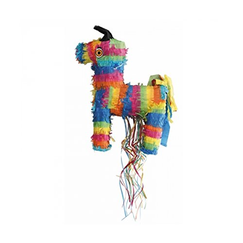 Party Pro 873011 Piñata âne Multicolore