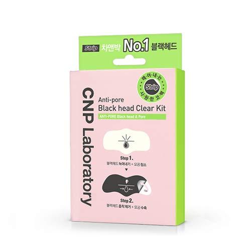 CNP Laboratory Kit anti-pores pour tête noire Transparent