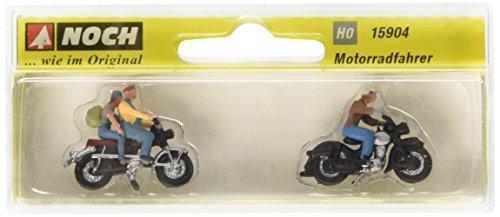 15904 - NOCH - HO - Motorradfahrer