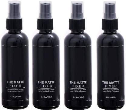 AVEU Perfect Transparent Hydrating Makeup Setting Spray Fixer Primer (400ml)