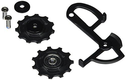 Sram MTB X0 - Desviador para Bicicletas (10 velocidades), Color Negro