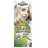 Schwarzkopf Palette Naturals Color Creme - Tono 12.1 cabello Rubio Extra - Coloración Permanente – Óptima cobertura de canas – Colores naturales