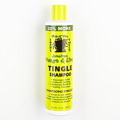 Mango Lime Rastas Tingle Shampoo 10Oz