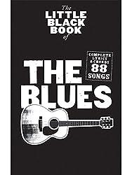 The Little Black Book Of The Blues. Partitions pour Paroles et Accords