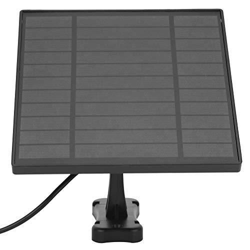 Solarlicht, wasserdichte Gartenlampe, energiesparende Helligkeitseinstellung LED für den Garten mit Fernbedienung Yard Night Light Yard