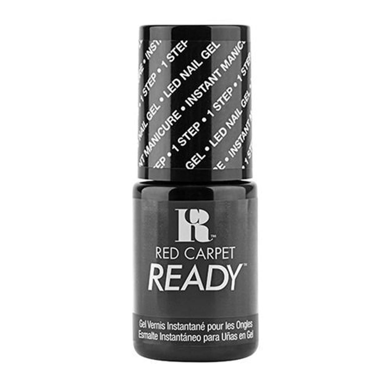 必要としている不十分驚かすRed Carpet Manicure - One Step LED Gel Polish - Smoke & Mirrors - 0.17oz / 5ml