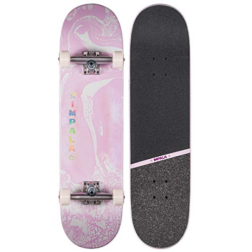 Impala Cosmos compleet skateboard pink