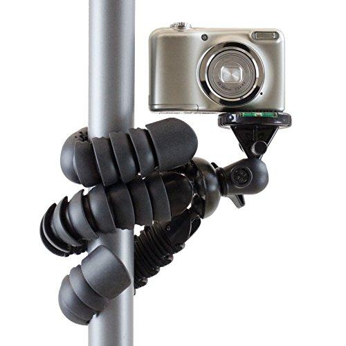 Excite Leisure 三脚 超軽量225 変幻自在 一眼 カメラ コンパクトデジカメ用