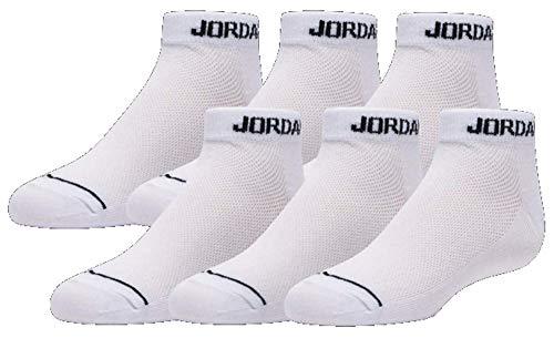 Jordan Jumpman Socken für Jungen, Größe 5 - 7 Jahre / 9 - 11 (Sockengröße)