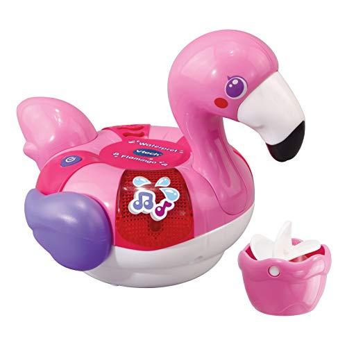 Vtech - Baby: Auf Wasser, elektronisches Spielzeug, klein, Flamingo, Rosa (3480-516222)
