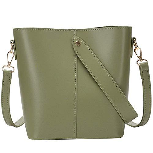 Thumby dames handtassen schoudertassen dames buideltassen modekubus 19 x 22,5 x 10 cm