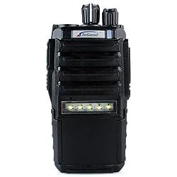 Metro Shop New Black Walkie Talkie TeGood TG360 UHF 400480MHz 7W 16CH Two Way Radio A1058A Alishow