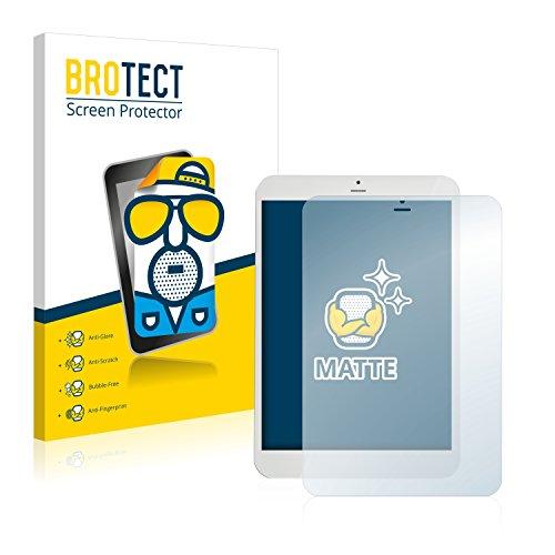 "BROTECT 2X Entspiegelungs-Schutzfolie kompatibel mit i.onik TM3 Serie 1-7.85"" Bildschirmschutz-Folie Matt, Anti-Reflex, Anti-Fingerprint"