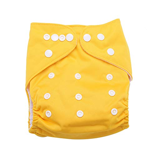 Baby Tuch Tasche Windel Atmungsaktiv Wasserdicht Windelhosen Einstellbar Super Saugfähig Unterwäsche Hosen für Baby Kleinkinder(#1)