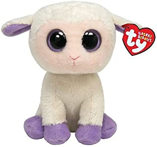 Ty Basket Beanie - Lily the Lamb