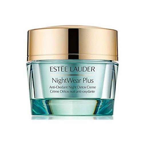 Estée Lauder–Nightwear Plus Anti-Oxidant Night Detox Creme–Crema Noche 50ml