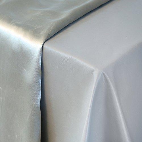 Nuvantee Protector de Mesa – Protege la Mesa de los Derrames y del Calor - 130 x 275 Cm Protector de Mesa Premium – Fácil de Limpiar – Se Puede Cortar a Cualquier Tamaño de Mesa