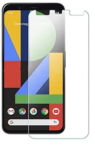 Google Pixel 4 XL ガラスフィルム 強化ガラスフィルム 液晶保護フィルム 画面保護 ガラスカバー 日本旭硝子素材採用 極薄0.33mm 高透過率 耐指紋 撥油性 2.5D ラウンドエッジ加工 業界最高硬度9H/高透過率/自動吸着【透明】スク