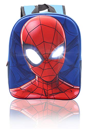 Mochila Niño Spiderman Bolsas Cumpleaños