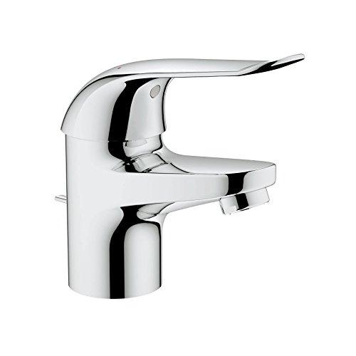 GROHE Euroeco Waschtisch-Einhebelmischer, 120 mm, verchromt 32763000