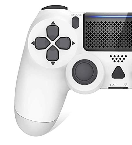 Controller wireless PS4/Pro/Slim/PC, 800 mAh, ricaricabile, joystick/cuffie Jack/Six-axis, Controller PS4 Game con Vibrazione Dual Shock