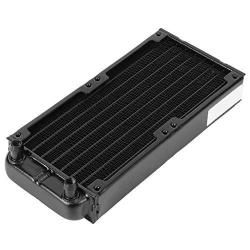 Radiador de refrigeración por agua, intercambiador de calor de refrigeración por agua de aluminio antioxidante con alto rendimiento para refrigeración industrial