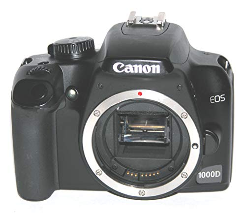 Read About Canon EOS 1000D (Euro Rebel XS) 10.1 MP Digital Camera (Body Only)