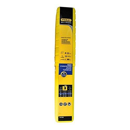 Electrodos Soldadura 2,5 para Acero Marca Stanley