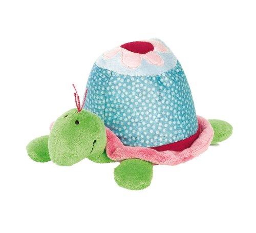 Sigikid 38339 - Schildkröte, 3 Happy Friends