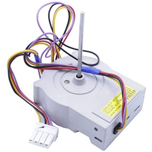 Motor ventilador evaporador frigorífico LG GTB744BMBZD GTB744PZHZD GTD7850BL GTD7850PS GTF744BLPZD GTF744PZPZD