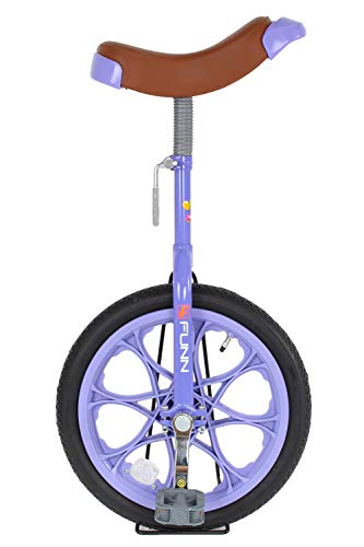 21Technology 一輪車 16インチ 【IR160】 (パープル)